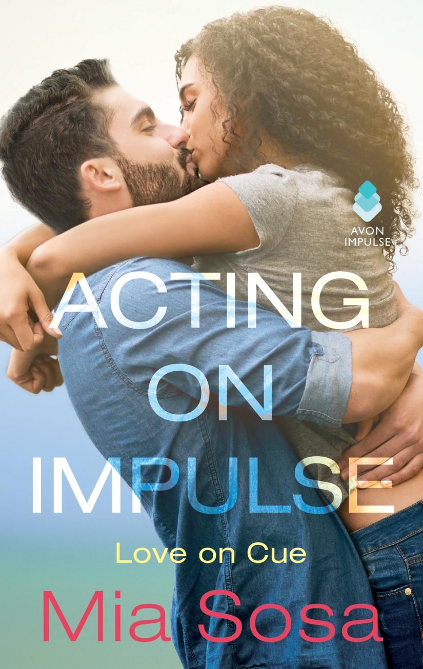 ACTING ON IMPULSE - jacket image