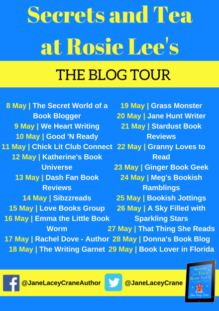 Secrets and Tea at Rosie Lee's blog tour banner.png
