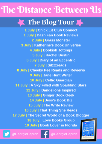 The Distance Between Us blog tour banner.png
