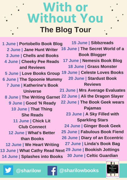 With or Without You blog tour banner (2)